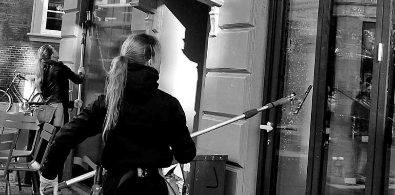 Vinduespolering i Odense